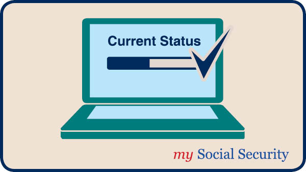 Check the Status of your Social Security Application