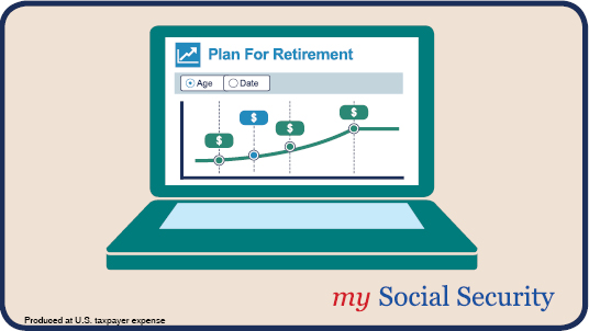 Plan for your future with the Retirement Calculator